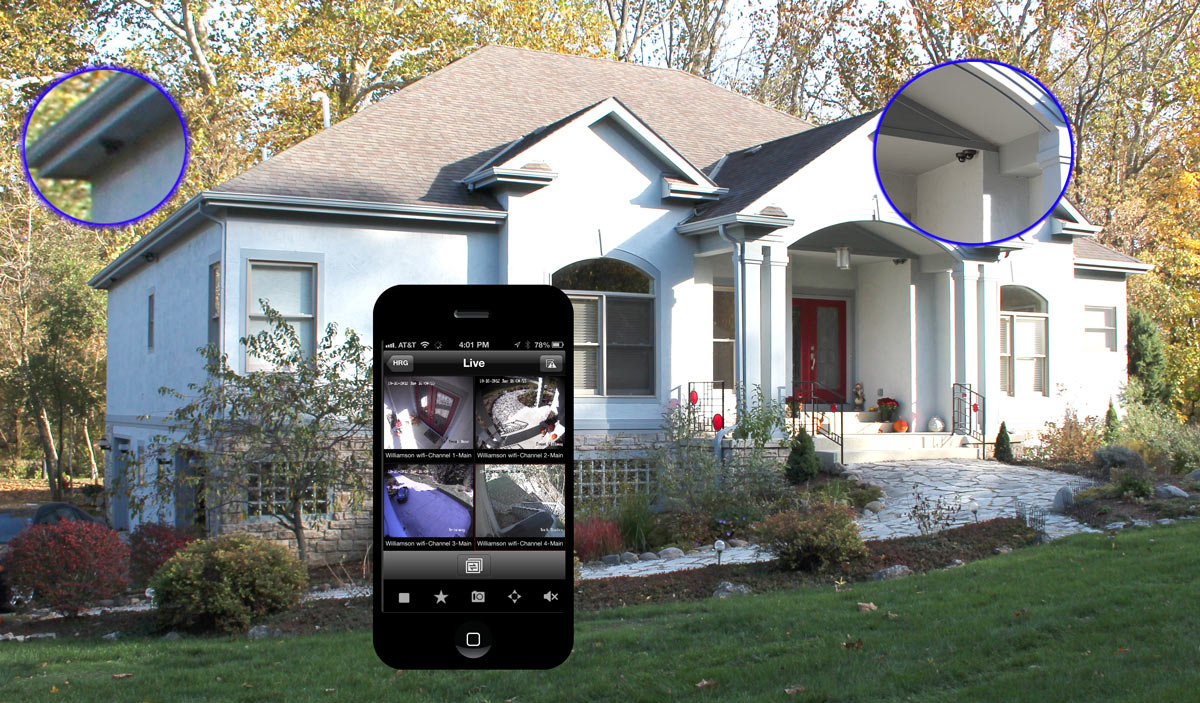 Best Home Surveillance System >> Video Surveillance | Simon Integration